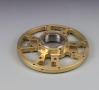 OEM bronze aluminum cnc auto parts CNC milling turning precision machining parts