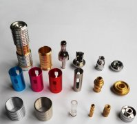 Custom Threaded Precision CNC Turning Parts