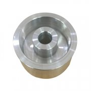 CNC Lathe Turning Part Aluminum Alloy Micro Machining Spare Parts