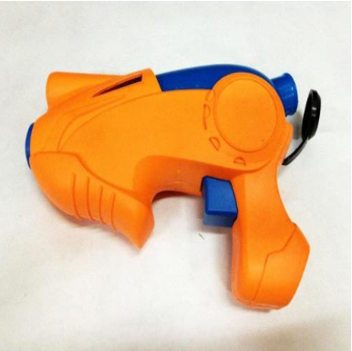 CNC prototype for small water gun toy