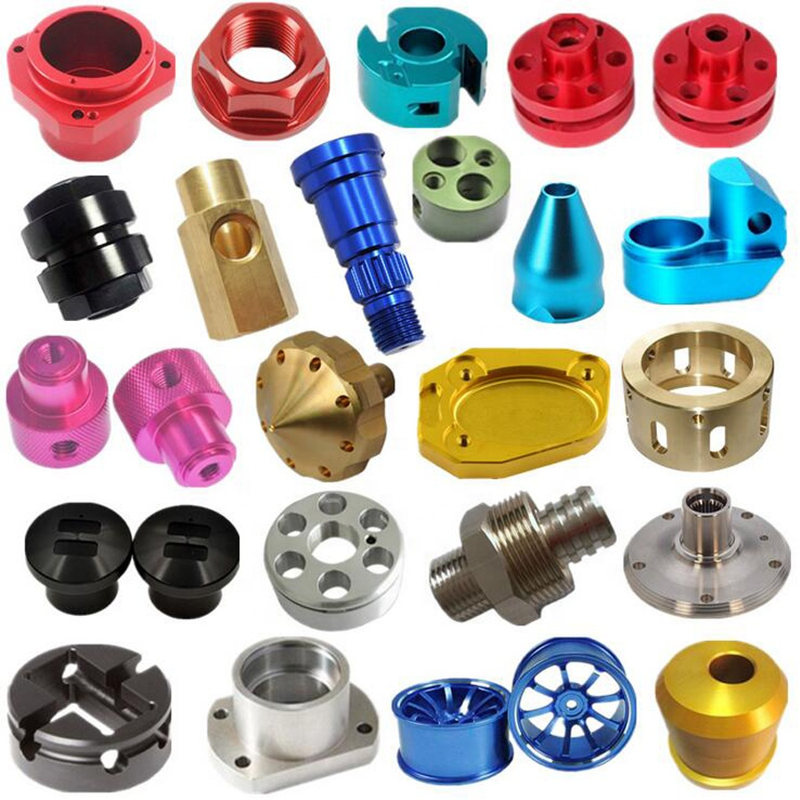 Custom Metal Machining Precision Aluminum Parts CNC Machining Mechanical Parts